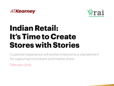 Indian Retail Its Time to Create Stores with Stories AT Kearney 1