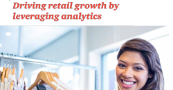 Driving Retail Growth Through Analytics 1